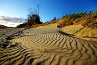 Sand Dunes, Kinka Beach, Yeppoon
