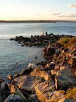 Clarence River Mouth Breakwater