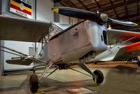 Auster, Army Aviation Musem, Oakey