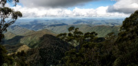 View from Point Lookout, New England National Park