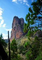 Belougery Spire, Warrumbungle National Park
