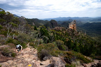 Almost to the Grand High Tops, Warrumbungle National Park