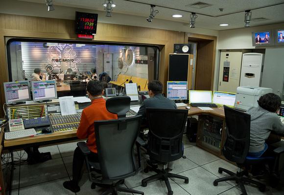 Studio at MBC