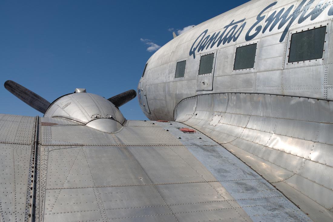 Douglas DC3, Qantas Founders Museum