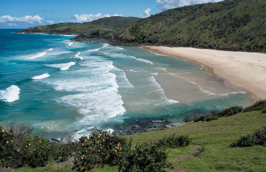 Connors Beach, Hat Head National Park