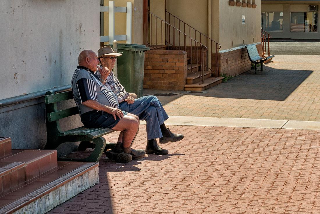 Old Men, Charleville