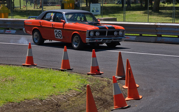 Legends of the Lake Hillclimb, Mount Gambier