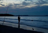 Lammermoor Beach, Yeppoon at Dusk