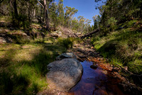 Burbie Creek, Warrumbungle National Park